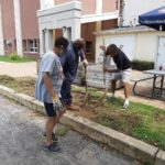 Outdoor Beautification Project