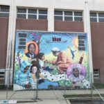 In the News: West Chester's Charles A. Melton center has finished mural